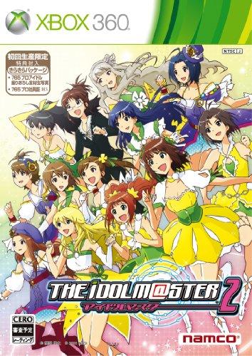 アイドルマスター2(初回生産限定:「特典封入きらきらパッケージ」) 特典 「新曲『Little Match Girl』限定ダウンロードカード」&ヴァイスシュヴァルツ「アイドルマスター2 PRカードX2種」付き