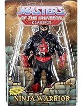 Masters of the Universe Classics Ninja Warrior Action Figure [Evil Ninja Master]