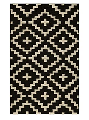 Teppich Schwarz Weis Rot : Schwarz, Weiß und Grau Graphic Teppiche  Mode-Trends, Beauty ...