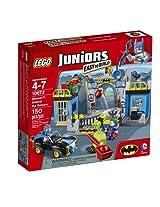 Lego Juniors Batman - Defend The Bat Cave
