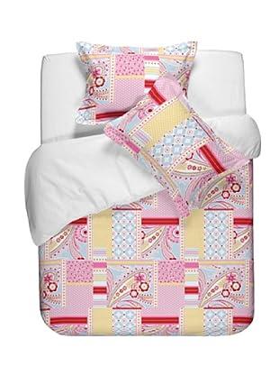 Casual Textil Funda Nórdica Susipatch (Rosa)