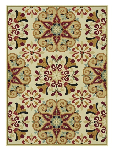 Loloi Rugs Wynn Collection Rug (Ivory/Multi)