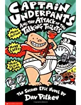 Attack of the Talking Toilets (Captain Underpants)