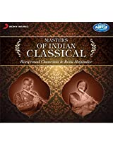 Masters of Indian Classical - Hariprasad Chaurasia & Ronu Majumdar