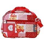 Little's Mama Bag - Red Diaper Bag