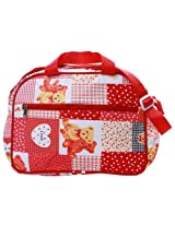 Little's Mama Bag - Red Diaper Bag