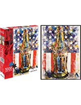 Coca Cola Art 1000 Piece Jigsaw Puzzle