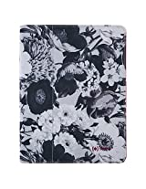Speck Products FitFolio Case for iPad 2/3/4, Vintage Bouquet/Boysenberry