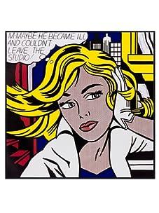 Lichtenstein-M-Maybe, 1965
