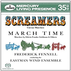 Screamers & March Time / Circus Marches