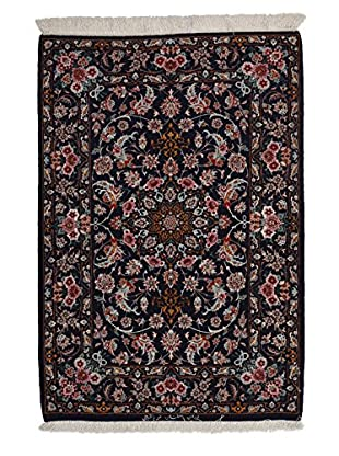 Solo Rugs Persian One-of-a-Kind Rug, Black, 2' 10