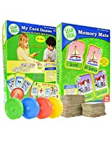 Leap Frog Kids Educational Card Games 2 Box Set