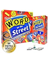 Word On The Street Complete Set Mensa Games Award Winner (Includes The Expansion Pack)