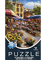 500 Pc Jigsaw Puzzle 14 X 11 Inches