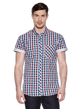 Tom Tailor Camisa Vicchio (Azul México)