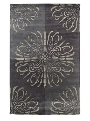 Surya Essence Rug (Grey/Light Grey/Silver)
