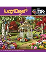 MasterPieces Lazy Days Our Own Heaven Jigsaw Puzzle, 750-Piece