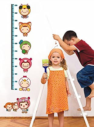 Ambience Live Vinilo Adhesivo Talla Miniboys Para Los Niños Multicolor