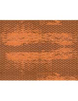 Model Train Scenery Sheets G Scale Aged Brick