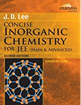 J.D. Lee Concise Inorganic Chemistry for JEE (Main & Advanced) (Wind)
