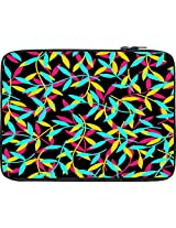 """Snoogg 14"""" inch to 14.5"""" inch to 14.6"""" inch Laptop Notebook Slipcase Sleeve Soft Case Carrying Case for Macbook Pro Acer Asus Dell Hp Sony Toshiba"""