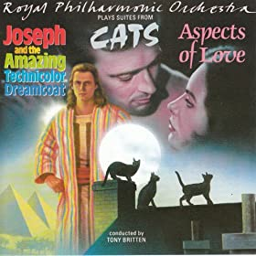 RPO Plays Suites From 'Aspects Of Love', 'Joseph And The Amazing Technicolor  Dreamcoat' &amp; 'Cats'