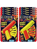 Ja-Ru Ultra Shot Dart Shot Party Favor Bundle Pack