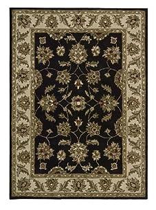 Nourison Grand Mahal (Black)