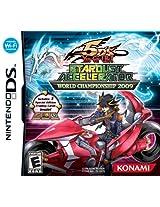Yu-Gi-Oh! 5D's Stardust Accelerator World Championship Tournament 2009 (Nintendo DS) (NTSC)