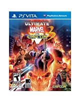 Ultimate Marvel Vs Capcom 3 (PS Vita)