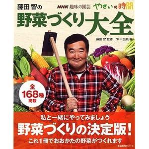 NHK 趣味の園芸 やさいの時間 藤田智の野菜づくり大全(藤田智 監修;NHK 出版 編集)