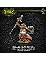 Privateer Press Minions - Helga the Conqueror Model Kit