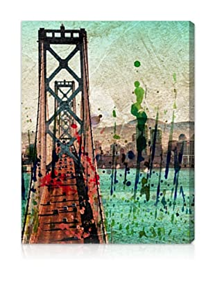Oliver Gal San Francisco Colors