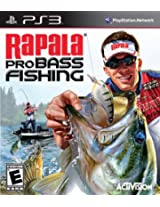 Rapala Pro Bass Fishing 2010 (PS3)