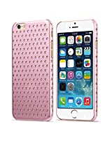 Kayscase Usmed Slim Starry Hard Shell Cover Case For Apple Iphone 6 - Pink