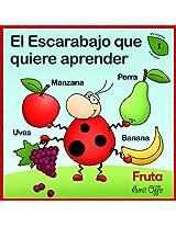 Diccionario Para Niños: Frutas (Español para los Niños nº 1) (Spanish Edition)