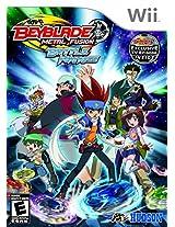 Beyblade - Metal Fusion (Nintendo Wii) (NTSC)