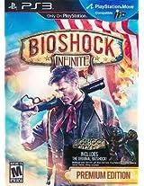 Bioshock Infinite - Premium Edition (PS3)