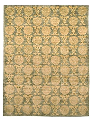 French Accents Colline Carpet (Green/Ivory)