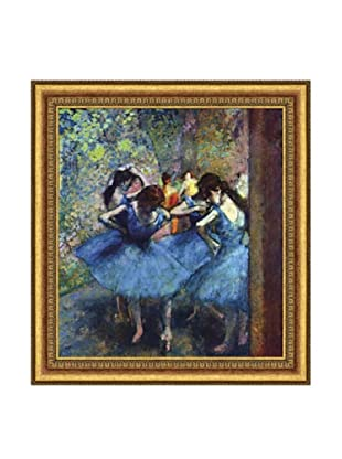Edgar Degas Ballerinas Framed Canvas, 20