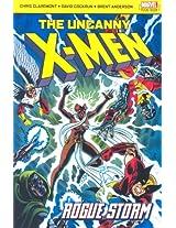 The Uncanny X-Men: Rogue Storm