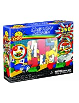 COBI Creative Power Freestyle Block Building Set, 350 Piece Set