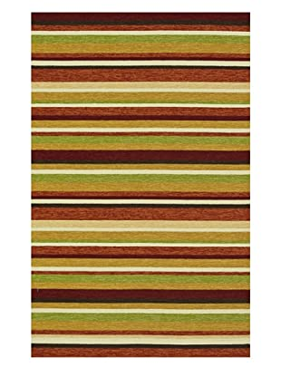Venice Beach Indoor/Outdoor Rug (Sunset)