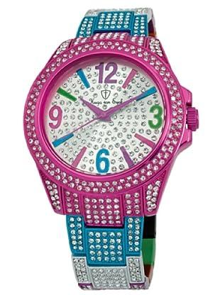 Hugo Von Eyck Reloj Amazing HE118-018_Plata / Rosa