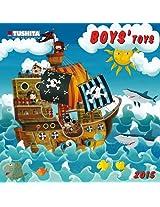 Boys' Toys 2015 (Mini)