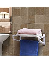 Pebbleyard ABS Towel Rack, Standard, 1-Piece, Multi
