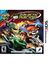D3 publisher Ben-10 Galactic Racing (Nintendo 3DS)