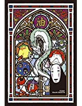 126 Piece Jigsaw Puzzle (10x14.7cm) Spirited Away God Of The World Frost Art Jigsaw