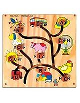 Skillofun Maze Chase - Missing Letter, Multi Color