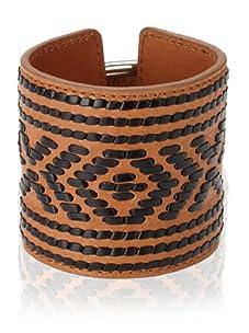 Rebecca Minkoff Natural Stitch Cuff Bracelet